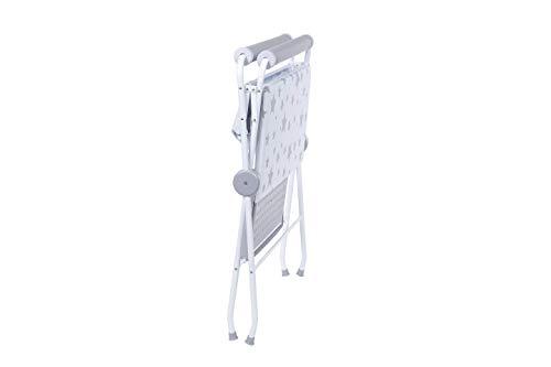 Plastimyr Estrellas - Bañera flexible, fondo Blanco