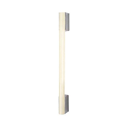 Linestra 8 Wandleuchte, vernickelt BxHxT 3,7x50x4,7cm exkl. Leuchtmittel