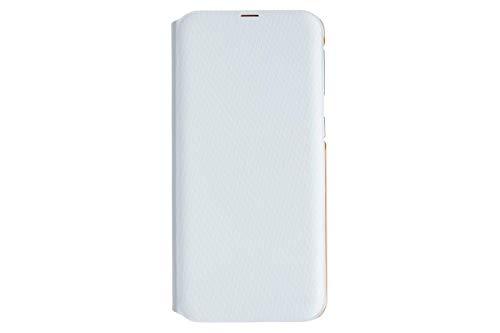 Samsung Wallet Cover(Ef-WA405) für Galaxy A40, Weiß