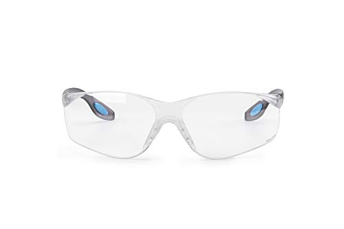 SOLID. ultralight safety glasses with side protection   Protective eyewear with anti-fog, anti-scratch and UV-protection lens