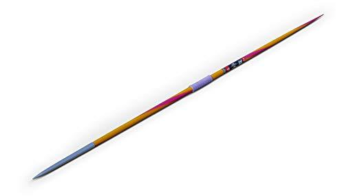 Nordic Wettkampfspeer Eagle - 700 g - Flex 6.1 - neutrale Spitze - aus Stahl - Speerwurf - SP-N-7914705