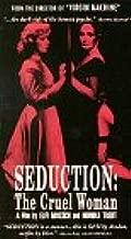 Seduction: The Cruel Woman VHS