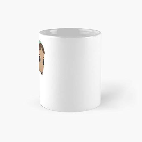 Fun Ko Pop American Horror Story Tattler Twins Classic Mug Gift The Office 11 Ounces Funny White Coffee Mugs-nilinkep