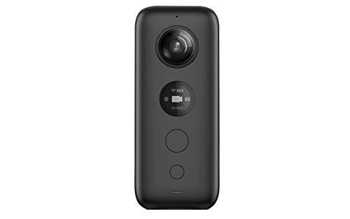 Insta360 One X - Caméra de Sport - Vidéo à 360° - 5, 7K/30 Fps - Compacte, Polyvalente