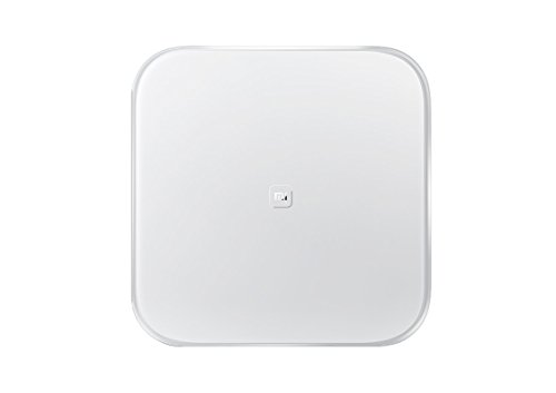 Xiaomi Mi Smart Scale intelligente Waage mit Bluetooth, Weiß
