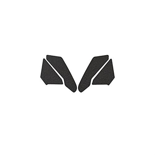 huohua para Honda CBR1000RR CBR 1000 RR 2017 2018 Tanque Pendiente Protector Etiqueta Etiqueta EGALAJE RODILA DE Gas Tanque DE Tanque DE Tanque (Color : 1)