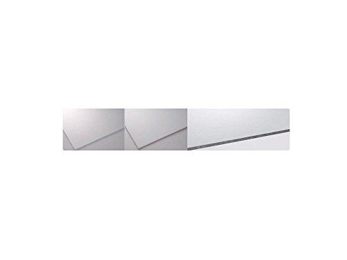 POLIMARK Vetro Sintetico Bianco MM 2 50X100