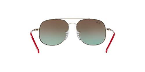 Ray-Ban JUNIOR 0RJ9561S Gafas de sol, Silver, 50 Unisex