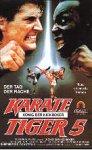 Karate Tiger 5 - König der Kickboxer [VHS]