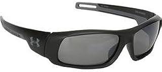 نظارات شمسية من اندر ارمور المطرقة، عدسات أسود/ رمادي،