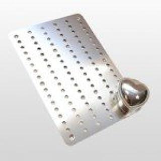 Nushine Magic Silver - Placa de limpieza (230 x 154 mm), elimina el deslustre y limpia varios artículos, reutilizable, sin productos químicos agresivos
