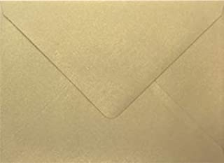 Stardream Gold Leaf Outer #7 Euro Flap Envelope (5 1/2
