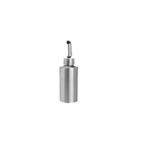 Gteller Stainless Steel Olive Oil Dispenser, Leakproof Pourer Dispensing Bottle For Oil Soy sauce Vinegar&Cooking wine 550ml/350ml/250ml (250ml-A model)
