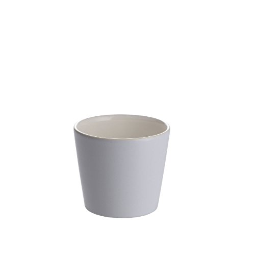 Alessi Tonale Verre en céramique Aubergine