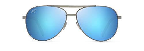 Maui Jim Seacliff - Gafas de sol deportivas unisex para adultos