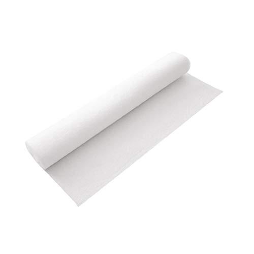 shentaotao Campana extractora Filtro Anti Filtro de Humo de absorción de Tela no Tejida de Papel Anti del Aceite Humos Pegatinas para la Cocina 46x1000cm Cocina Uso