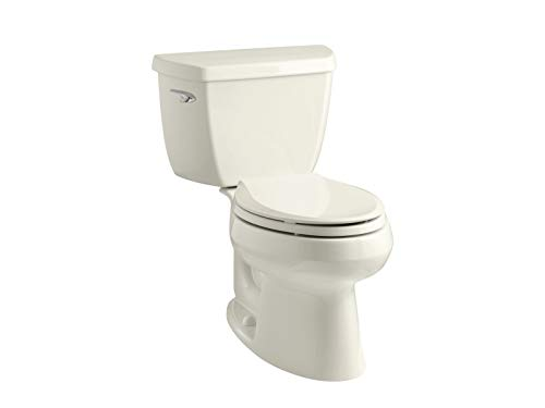 Kohler K-3575-96 Wellworth Toilet, Biscuit