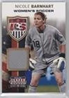Nicole Barnhart #16/299 (Trading Card) 2012 Panini Americana Heroes & Legends - US Women's Soccer Team - Materials [Memorabilia] #17