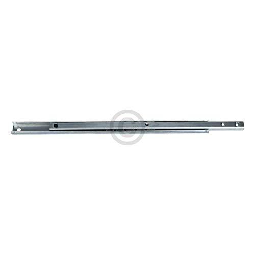 AEG Electrolux Zanussi 400613961 4006139614 ORIGINAL Auszugsschiene Einfachauszug Auszug Schiene Metallschiene seitlich Dunstabzugshaube Dunsthaube auch Zanussi Zanker Juno