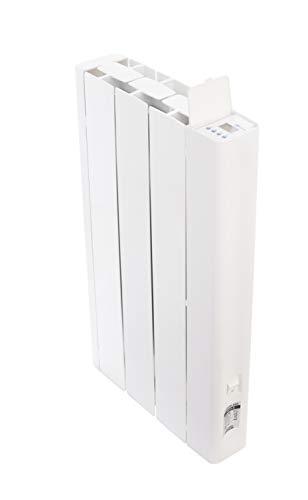 Haverland RCO-3 | Radiateur électrique à inertie fluide caloporteur | 500 W | Programmation Connexion sans fil Bluetooth | Design Ultra-Compact | Utilisation idéale +6h/jour | Jusqu'à +/- 8 m² | Blanc