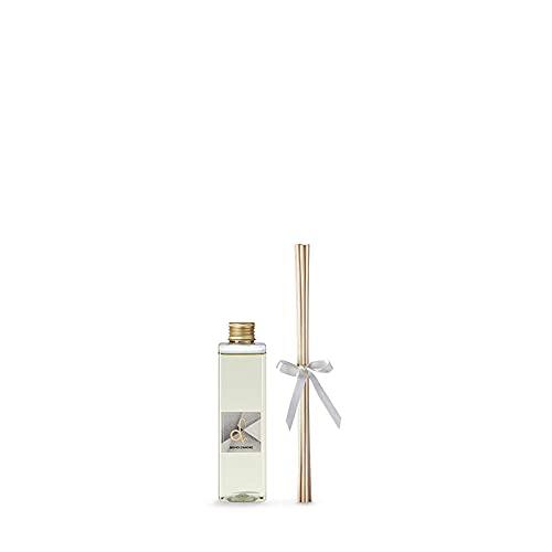 ISS OlimpiaHome - Recarga para difusor de varillas de lirio de amor, 250 ml, recarga de perfume de ambiente natural