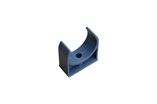 altone PD-01508 Fascetta per Tubi in PVC, Grigio