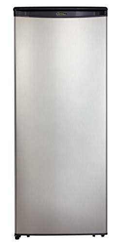 affodable Danby DAR110A1BSLDD Medium Refrigerator, Silver