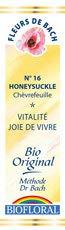 Biofloral, Flores De Bach 16 Honeysuckle - Madreselva Bio Demeter - 20 ml