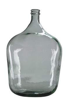 Garrafa Lisa 34L Vidrio Reciclado (Transparente)