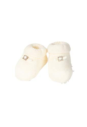 Ivory Babyschuhe 38100, Elfenbein 0-3 Monate
