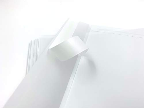 250 transparente Versandtaschen, C4 = 324 x 229 mm, Haftklebestreifen, 100 g/qm