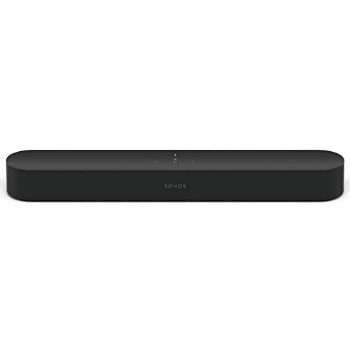 Sonos Beam Soundbar TV Smart, Compatibile con Alexa e Google Assistant...