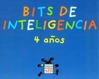 Bits de inteligencia 4 años - 9788434880207