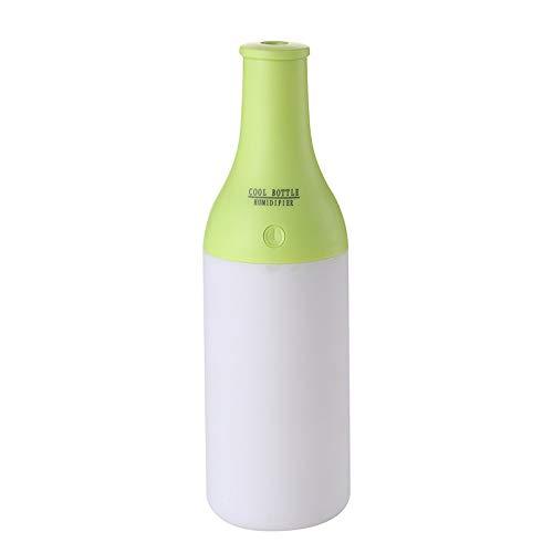 GYZBY Aromatherapie-Luftbefeuchter Mini-Auto-Kleinluftbefeuchter Aromatherapie-Auto-Luftbefeuchter Auto-Dedizierter Usb-Luftbefeuchter