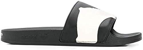 adidas Y-3 Yohji Yamamoto Herren F97498 Weißs Gummi Sandalen