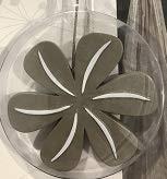 Luance embrasse gordijn bloem magneet
