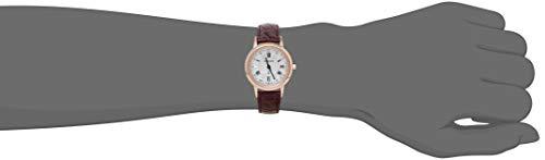 [シチズン] 腕時計 クロスシー エコ・ドライブ 電波時計 ティタニアライン EC1144-00W レディース