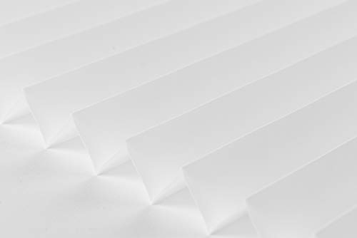 Plissee Weiß HOME-VISION - 5