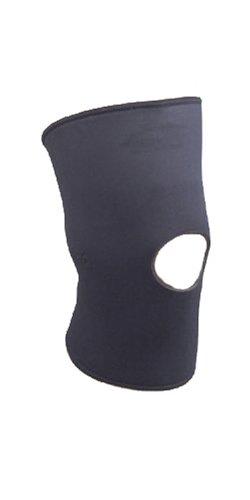 Schmidt Sports Thermo+ Kniebandage Patella, Größe M, schwarz
