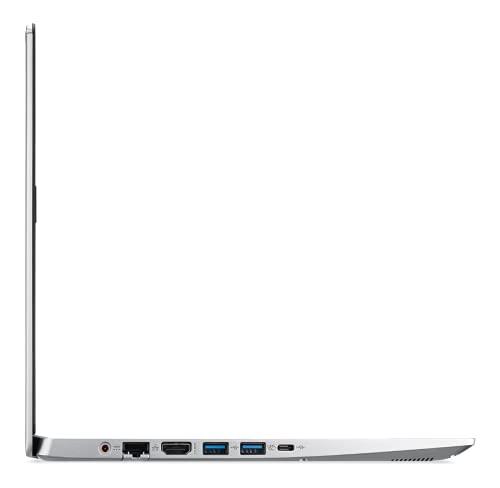 Acer Aspire 5 A514-53 i3-1005G1 Processor 4 GB / 1 TB HDD / 14 inch HD Screen Pure Silver