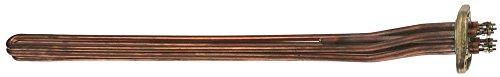 Wega-CMA - Radiador para cafetera Sphera, Vela, VelaElegance, Atlas, Nova 5000 W, 230 V, longitud 570 mm, ancho 32 mm, 3 circuitos de calefacción