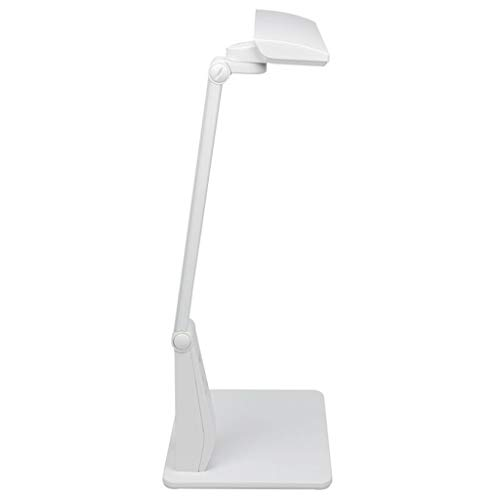 Lampe de bureau Bureau Adulte Oeil Travaillant Étude Réglable LED Lampes De Lecture Lampes De Table Blanc