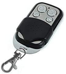 1 mando a distancia universal de 433 MHz para puerta de garaje o portal alarma con 4 botones.