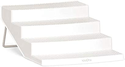 Youcopia 12 Bottles Cabinet Spice Rack Organizer, White