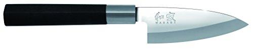 KAI Wasabi Black Deba, Klinge 10,5 cm, t=2.5, 6710D