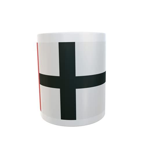 U24 Tasse Kaffeebecher Mug Cup Flagge Konstanz