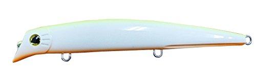 GAEA(ガイア) ミノー エリア 110mm 14.5g パールチャートバック/オレンジB #07 ルアー