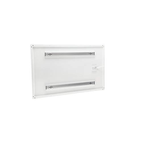 Infrarot-Heizung 60x60cm PE350 Heiz-Paneel Elektroheizung Heizplatte Weiß kaufen  Bild 1*