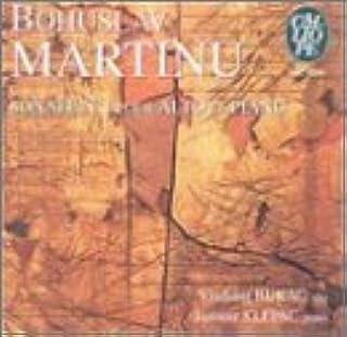 Martinu: Sonate No 1 pour alto et piano / Rebecca Clarke: Sonata for viola & piano / Reger: Three Suites for Viola Solo Op. 131d by Martino