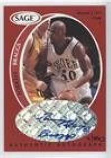 Torraye Braggs #4/890 (Basketball Card) 1998 SAGE - Authentic Autograph #A4